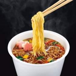 僧侶のアイデア「精進料理のカップラーメン」 動物性食品は不使用、開発者のこだわりとは?