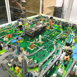 マックのおもちゃが高輪ゲートウェイ駅に!「STARTUP_STATION in 品川駅」が開催