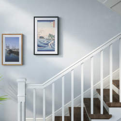 本物のような絵画の筆遣いや色彩を表現できるデジタルキャンパス「Meural Canvas Ⅱ」が登場