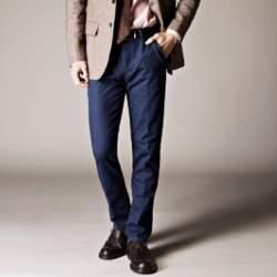 エドウイン、使えるビジネスデニム「デニスラ」を発売!ジャケットに合うスッキリしたシルエット