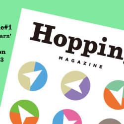 アドレスホッパーの思想とカルチャーを伝える雑誌「Hopping Magazine」が創刊