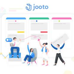 タスク管理ツール「Jooto」が、複数プロジェクトの全タスクを一元管理できる機能を追加