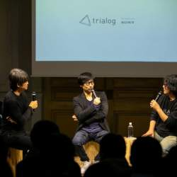 ゲームクリエイター小島 秀夫氏らが語る!「いい仕事」とは何か?トークイベント「trialog vol.9」のダイジェスト動画が公開