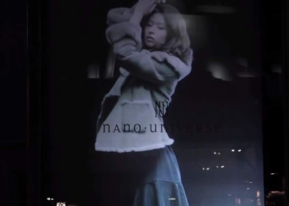 【動画】ショーウインドーの中に現れた、幻の美男美女。ホログラムで変わるファッションショーの未来 3番目の画像