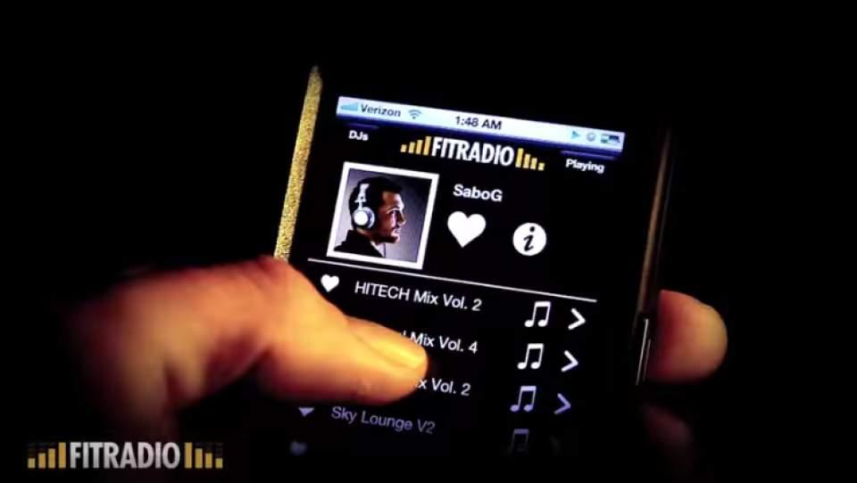 運動に最適化されたBGMアプリ!「FIT Radio」が予想以上にユニークで面白かった 2番目の画像