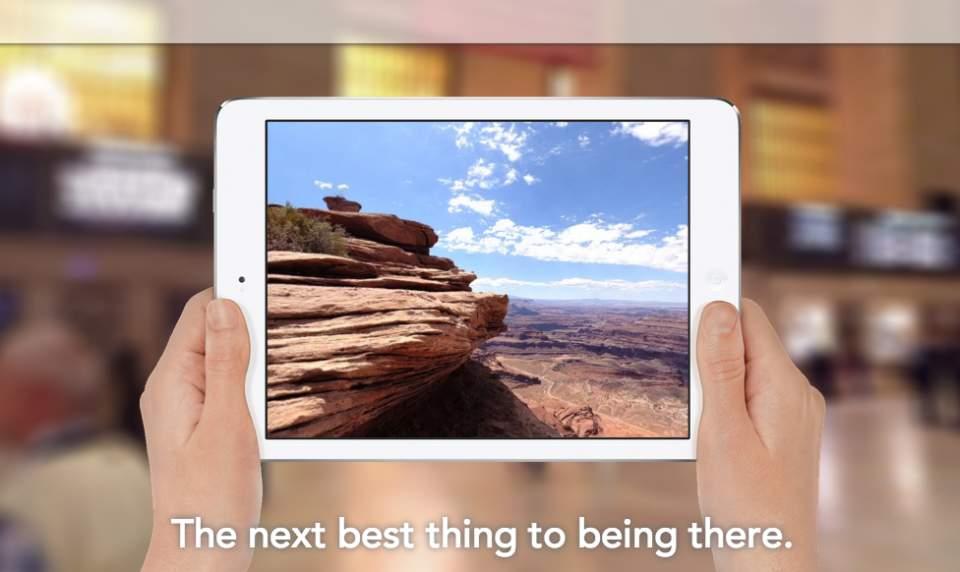 近未来の写真共有アプリ!360度、大迫力の写真が楽しめる「bubbli」がスゴすぎる… 1番目の画像