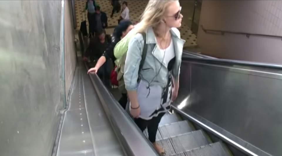 エスカレーターにしか乗らなかった人が、階段を使いたくなる斬新なアイデア「PianoStairs」 2番目の画像