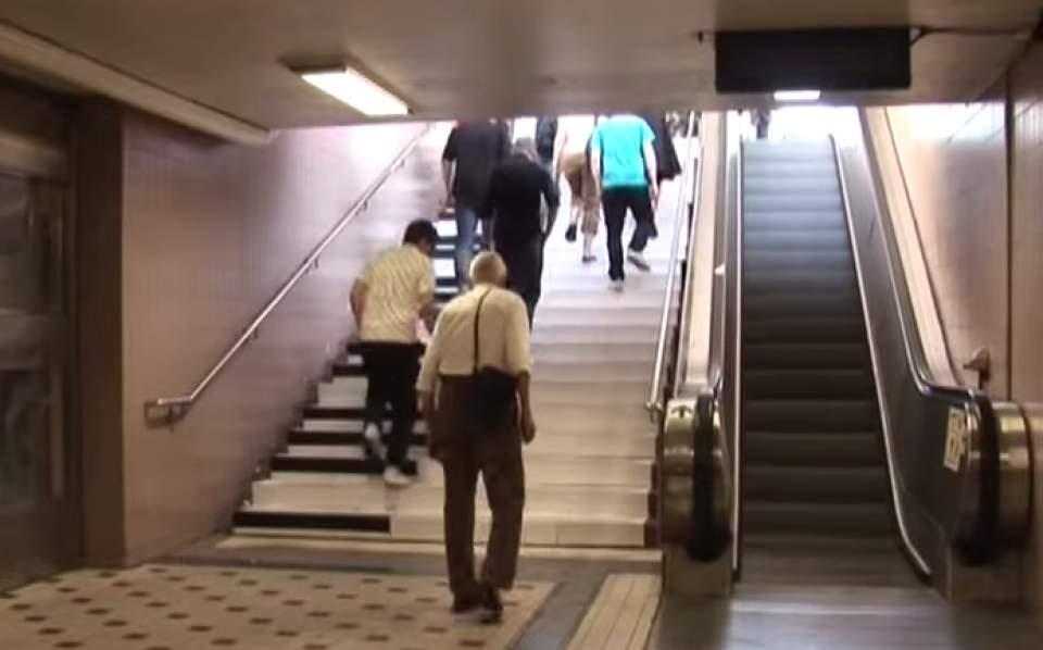 エスカレーターにしか乗らなかった人が、階段を使いたくなる斬新なアイデア「PianoStairs」 5番目の画像