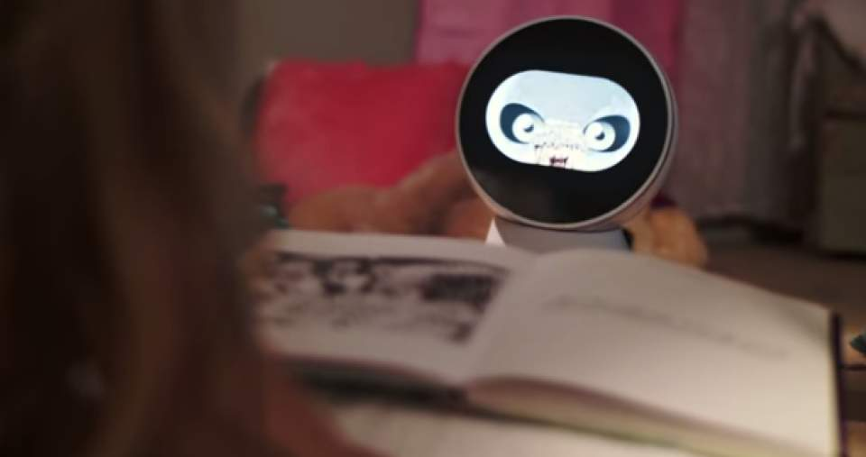 INDIEGOGOで目標額の12倍を調達!高い情緒的能力を持つ世界初の家庭用ロボット「JIBO」 7番目の画像