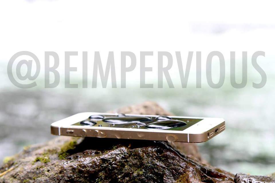 防水、防塵、防刃!魔法のスプレー「Impervious」であなたのiPhoneが無敵に 1番目の画像