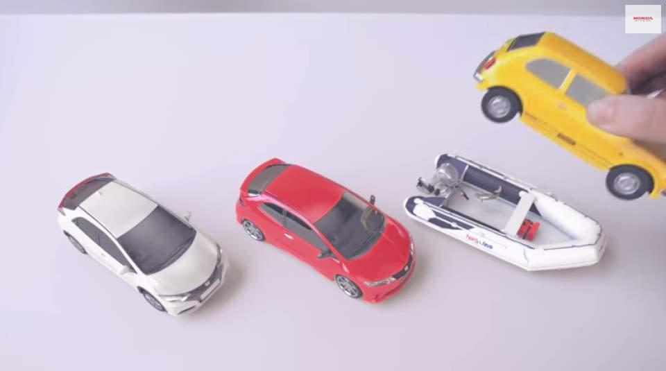 """ナットからロボットまで―ホンダの65年を2分間で振り返る話題のCM「Honda """"Hands""""」 5番目の画像"""