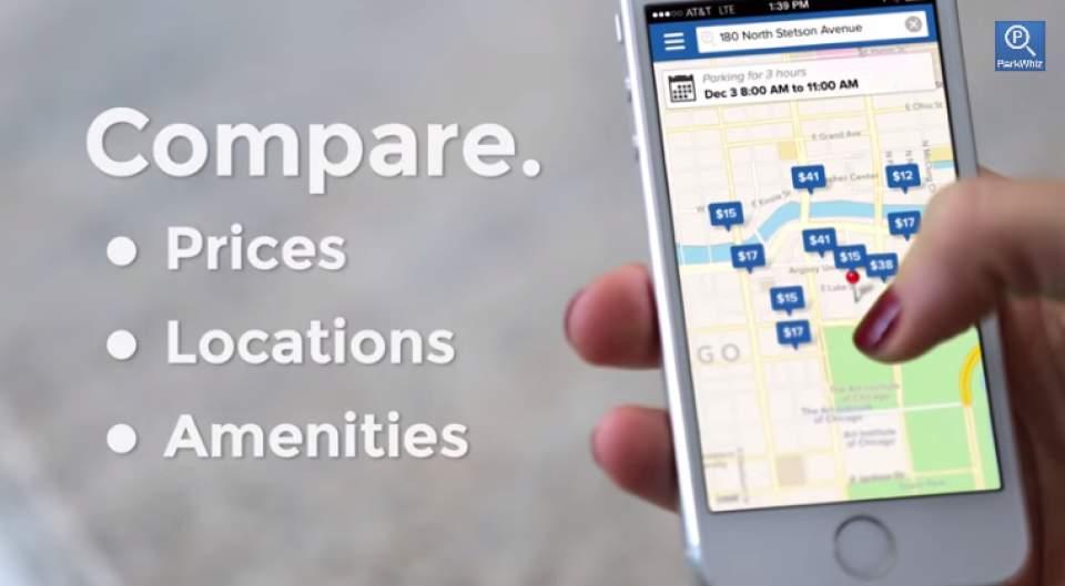 スマートタウンへ向けた第一歩?アメリカ発の駐車場予約サービスが意外と革新的! 2番目の画像