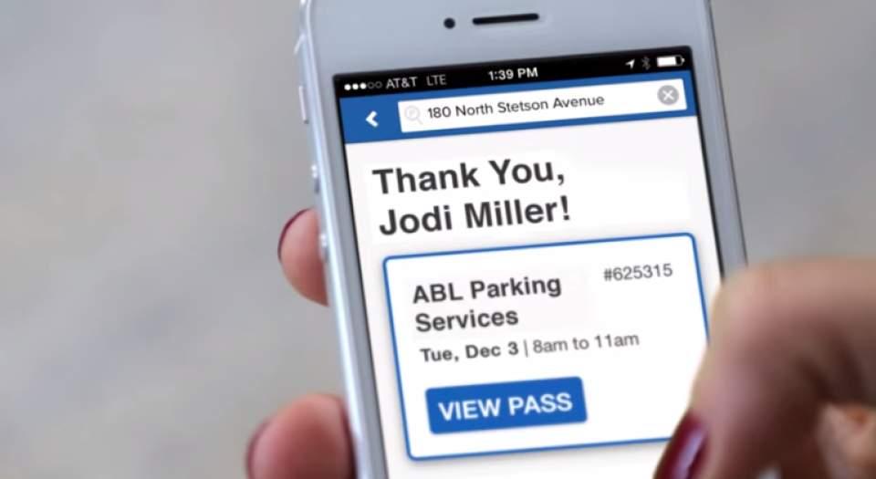 スマートタウンへ向けた第一歩?アメリカ発の駐車場予約サービスが意外と革新的! 3番目の画像