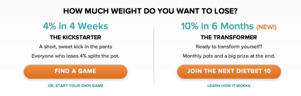 誰よりも痩せれば報酬GET!お金をかけて競い合う新たなダイエットの形「DietBet」 4番目の画像