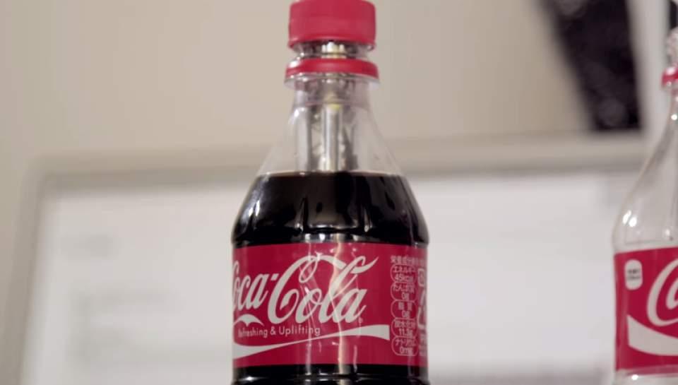 街の音を集めて奏でるリミックス!コカ・コーラを開けるのが毎回楽しみになるミュージック 2番目の画像
