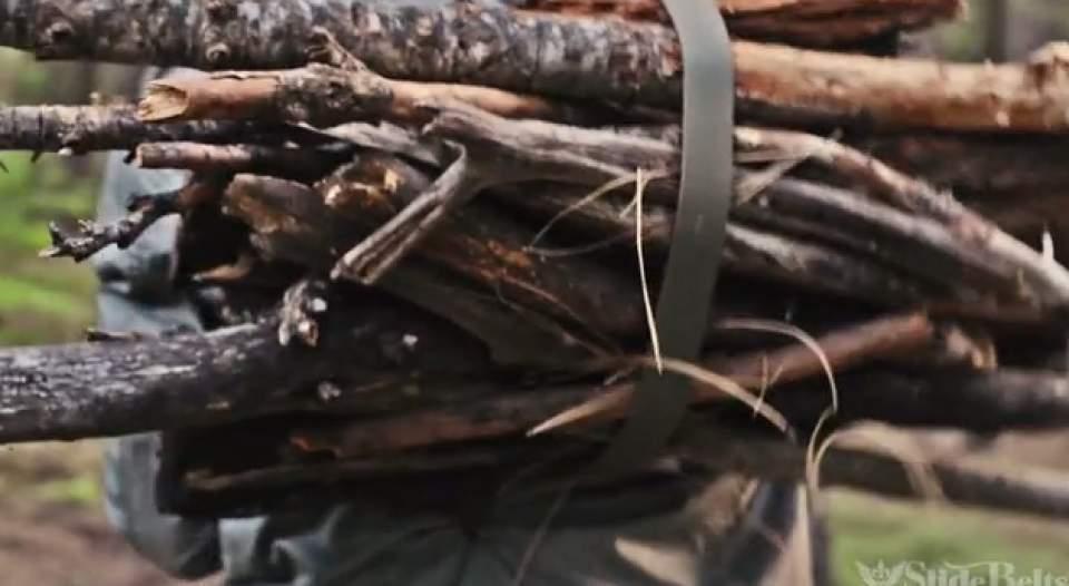 GPS搭載、火起こしやナイフもついてるクールなサバイバル用ベルト「Survival Belt」 10番目の画像