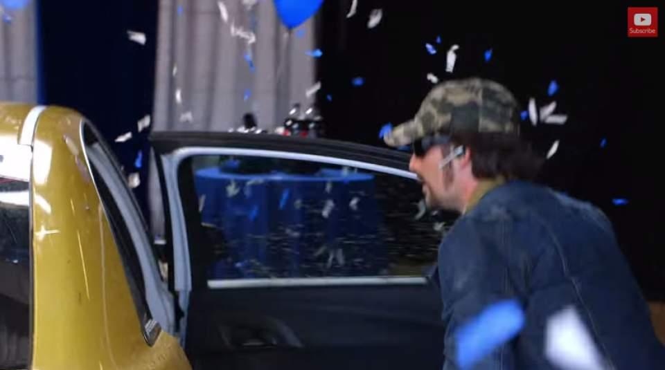 【動画】過激すぎるペプシのドッキリ!失神寸前のターゲットは、暴走タクシーから降りられるのか… 13番目の画像