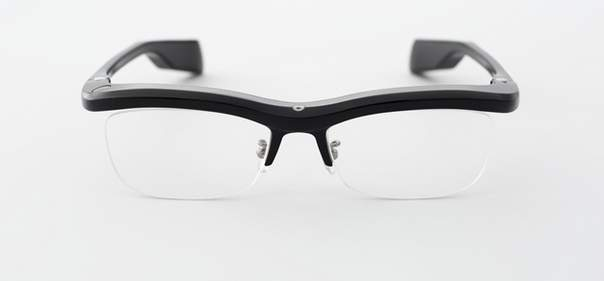 メガネとスマホが連動!音と光で仕事からパーティーまで楽しくスマートにするメガネ「雰囲気メガネ」 2番目の画像
