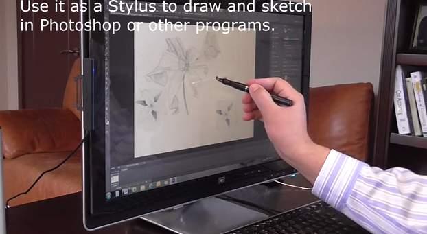 もうノートをスキャンする必要なし!書いたものと同じものがスマホにリアルタイム同期されるペン登場 4番目の画像