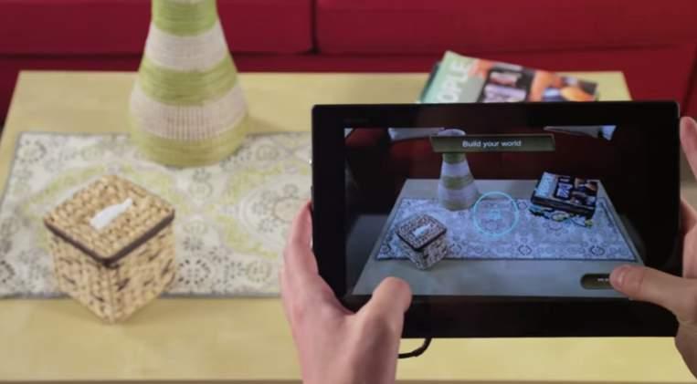自分の部屋がゲームの世界に!大人の遊びゴコロをくすぐる最新のAR技術「Vuforia」 2番目の画像