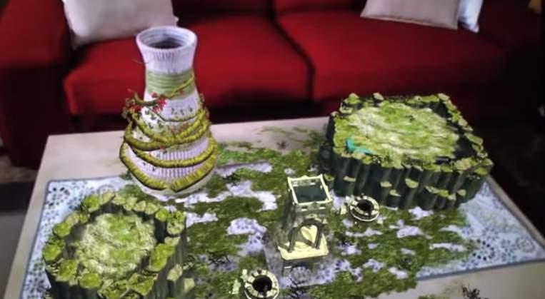 自分の部屋がゲームの世界に!大人の遊びゴコロをくすぐる最新のAR技術「Vuforia」 4番目の画像