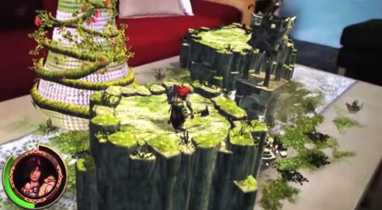 自分の部屋がゲームの世界に!大人の遊びゴコロをくすぐる最新のAR技術「Vuforia」 6番目の画像