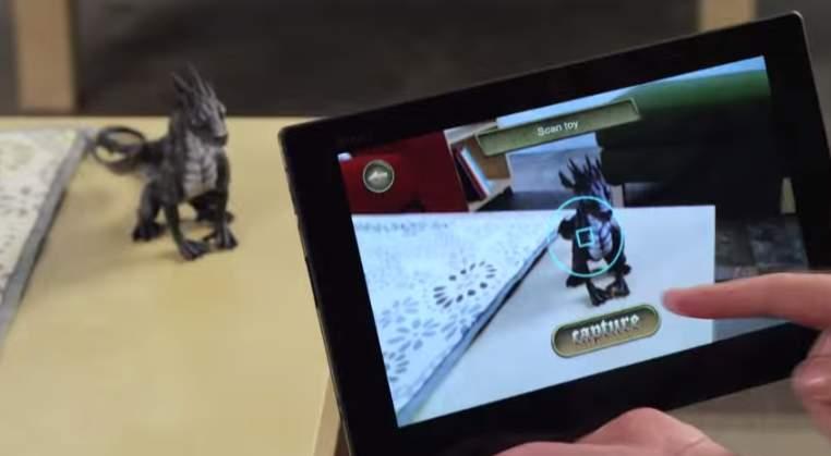 自分の部屋がゲームの世界に!大人の遊びゴコロをくすぐる最新のAR技術「Vuforia」 7番目の画像