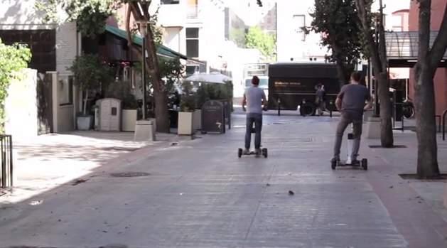 免許いらずで乗りこなせる!折りたたみ式の次世代電動スクーター「ACTON M Scooter」 4番目の画像