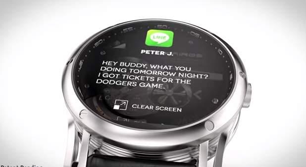 見た目は機械式時計!中身はスマートウォッチな腕時計「Kairos」が大人カッコいい。 3番目の画像