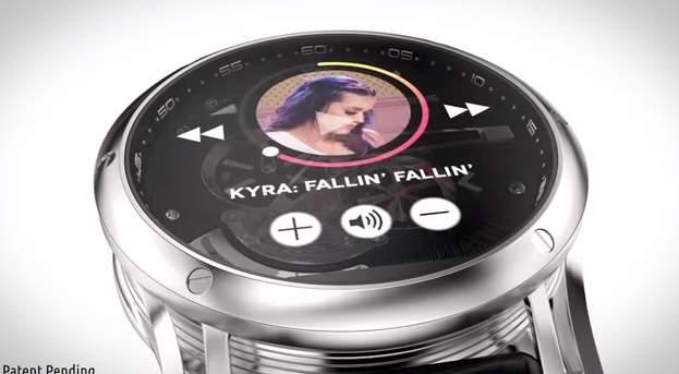 見た目は機械式時計!中身はスマートウォッチな腕時計「Kairos」が大人カッコいい。 5番目の画像