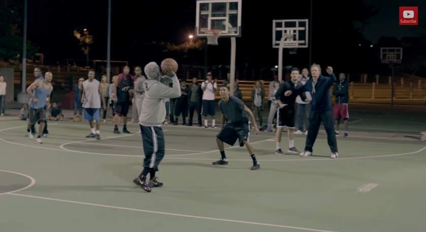 バスケ界に新生あらわる!史上最強の老人コンビが、ストバスの若者を滅多打ちにする。その正体は…。 5番目の画像
