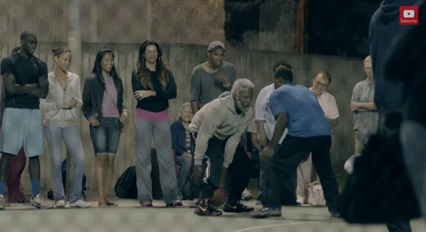 バスケ界に新生あらわる!史上最強の老人コンビが、ストバスの若者を滅多打ちにする。その正体は…。 7番目の画像