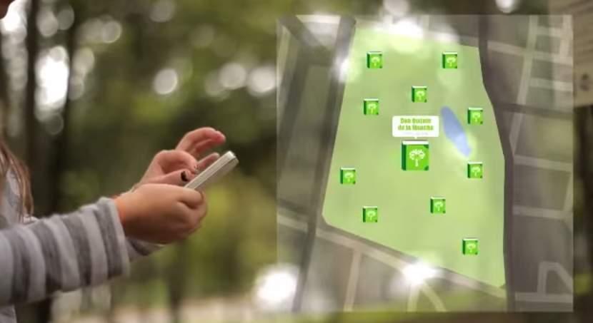 鳥の巣がある木から電子書籍が入手できる!コロンビアの通信会社が仕掛けた「読書率向上」大作戦 1番目の画像