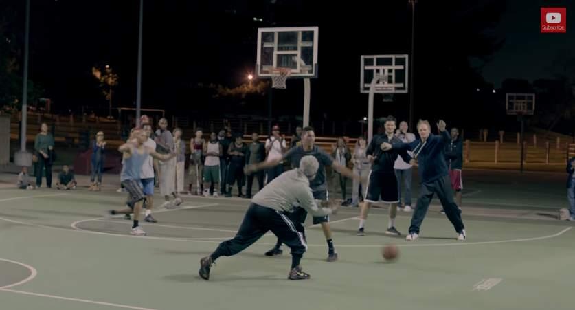 バスケ界に新生あらわる!史上最強の老人コンビが、ストバスの若者を滅多打ちにする。その正体は…。 4番目の画像