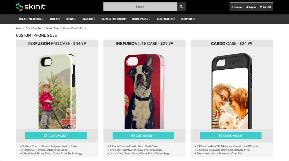Mac/iPhone/iPadがお揃いに?Appleファン大興奮のカスタムケース作成サービス登場 2番目の画像