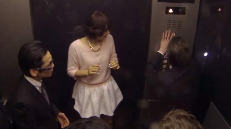 「エレベーターの中がパーティー会場に」髪のいい匂いが引き起こしたドッキリがスゴすぎる 4番目の画像