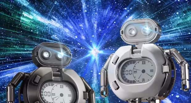 腕時計が変形してロボットに!30年の時を経て進化したロボット腕時計「TOKIMA」 1番目の画像