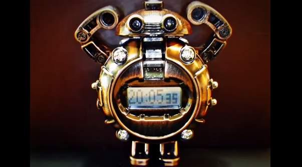 腕時計が変形してロボットに!30年の時を経て進化したロボット腕時計「TOKIMA」 3番目の画像