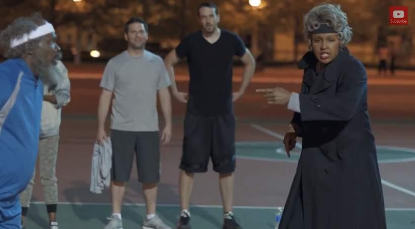 【動画】圧倒的なバスケセンスを魅せる!アメリカ最強の老人たちの正体とは…。 7番目の画像