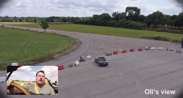 3人称視点でドライブ!?ドローンとHMDを組み合わせた全く新しいドライブが面白そう 4番目の画像