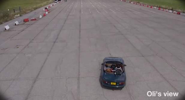3人称視点でドライブ!?ドローンとHMDを組み合わせた全く新しいドライブが面白そう 5番目の画像