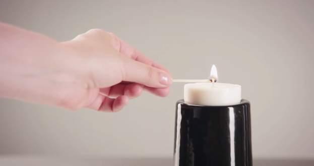 ただのインテリア…じゃないんです!電池も電源もいらない、ろうそくの火で動くスピーカー登場 5番目の画像