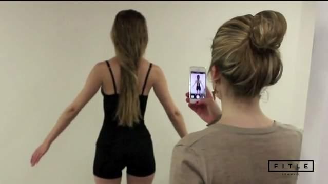 インターネットで試着が可能!自分の3Dアバターで服のサイズや雰囲気を確認できる「Fitle」 2番目の画像