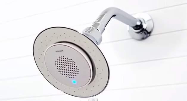 シャワーを浴びながら音楽が聴ける!「Moxie」でシャワーの時間が最高のリラックスタイムになる 1番目の画像