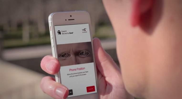 あなたのスマホでも眼認証ができる!?自分の目をパスワード代わりにするアプリ「EyeVerify」 4番目の画像