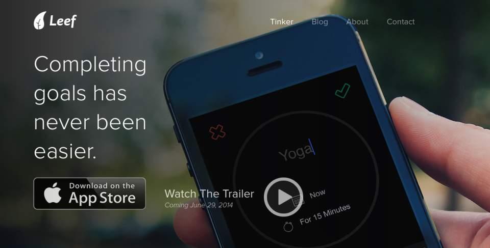 タスクの進捗を美しいビジュアルで!タスク管理アプリ「Tinker」のデザインと操作性が素晴らしい 1番目の画像