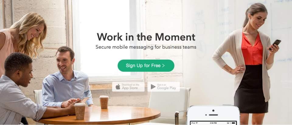 スマホ最強の社内コミュニケーションツール?営業マンに超オススメのツール「Cotap」 1番目の画像