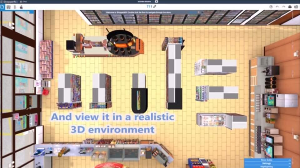 顧客の動線まで設計可能!3Dの仮想店舗でシミュレーションが行えるサービスがスゴい! 3番目の画像