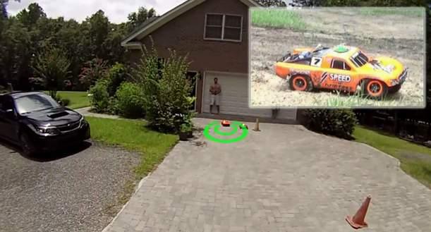 ドローンカメラを自作!?自動追尾型カメラが簡単にDIYできてしまうキット「IR-LOCK」 4番目の画像