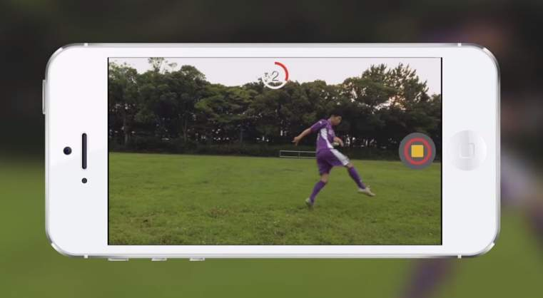 本格的なコマ送り動画が簡単に作れる!撮るだけ編集いらずの動画アプリ「Clipstro」 2番目の画像